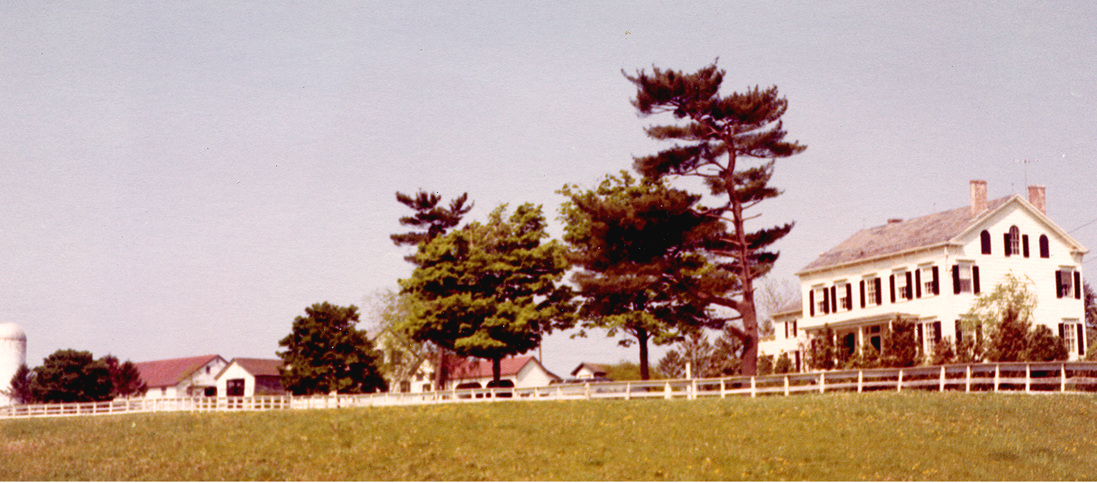 Voorhees Farm at Six Mile Run, 1968