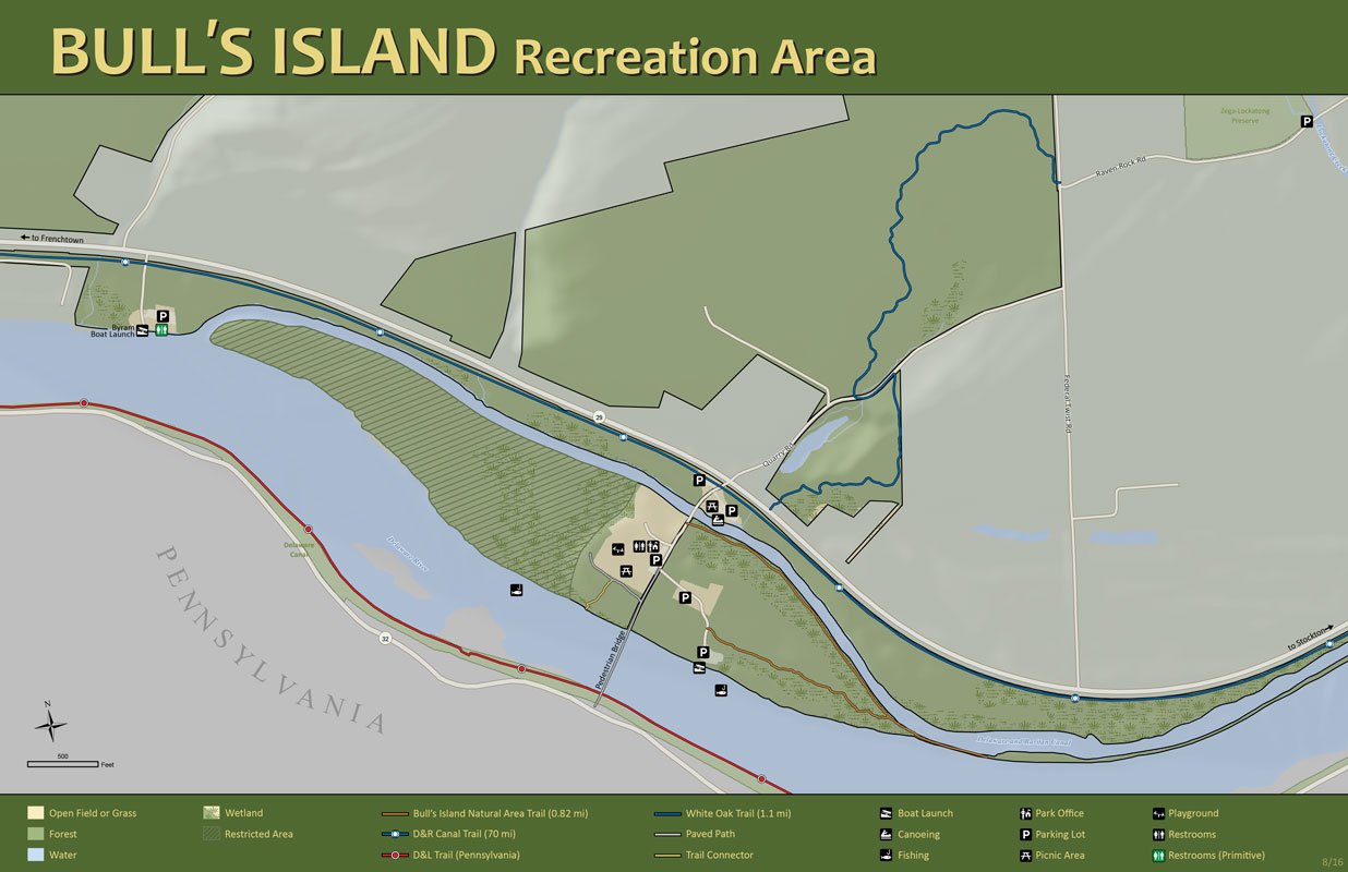 Bull's Island Recreation Area